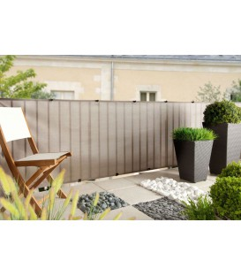 Brise-vue EVERLY PLATINIUM