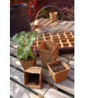 GODETS GROWING POTS