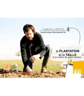 """Cahier/DVD Plantation et Taille d'un arbre de plein champ"""""""""""