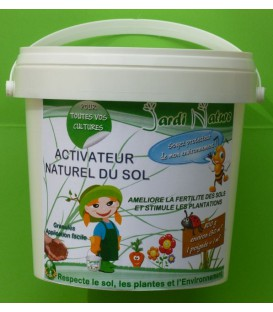 Activateur naturel du sol JARDI NATURE