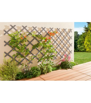 Treillis woodtec for Treillis jardin