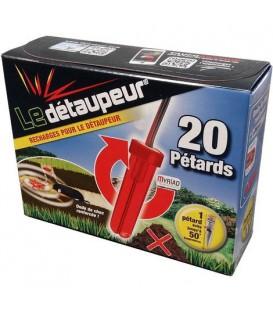RECHARGE POUR DETAUPEUR ERADIC x20