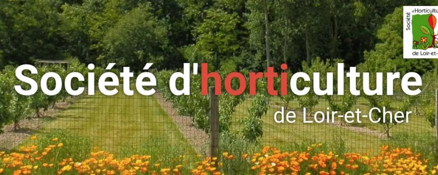 Société d'horticulture du Loir-et-Cher